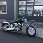Harley Davidson Flstc Heritage Classic full