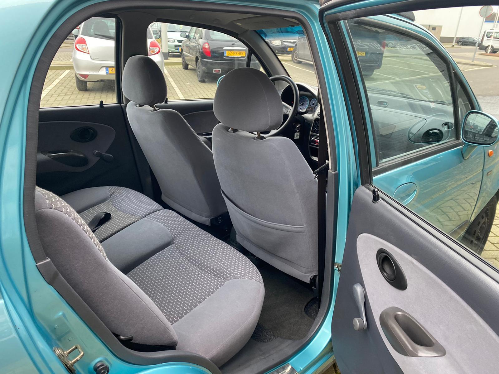 Daewoo Matiz 1.0 Class full