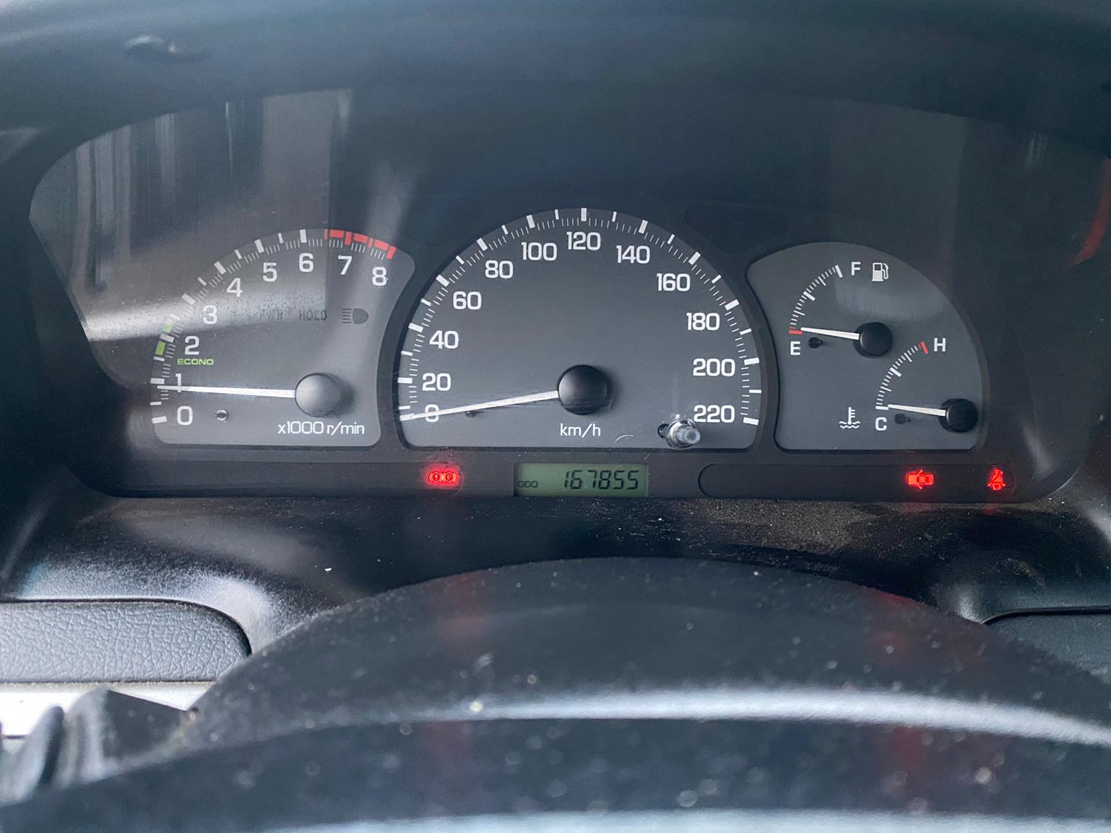 Chevrolet Tacuma 1,6 16v Style full