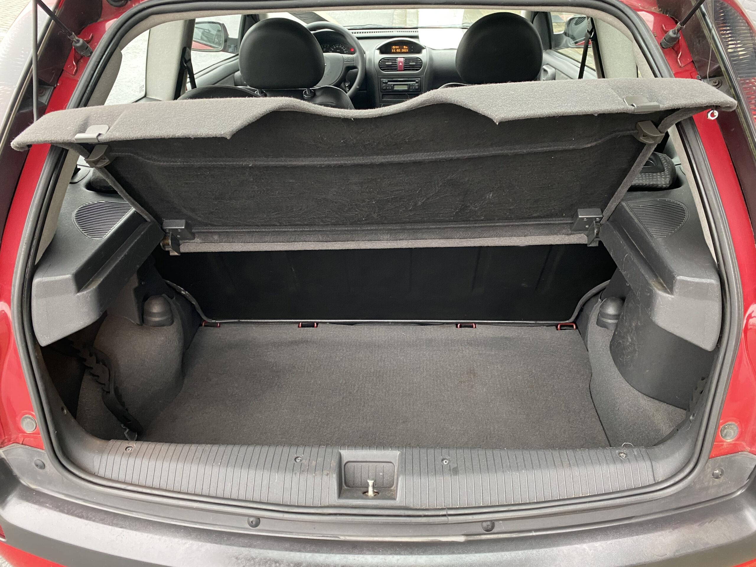 Opel Corsa 1.0 12V full